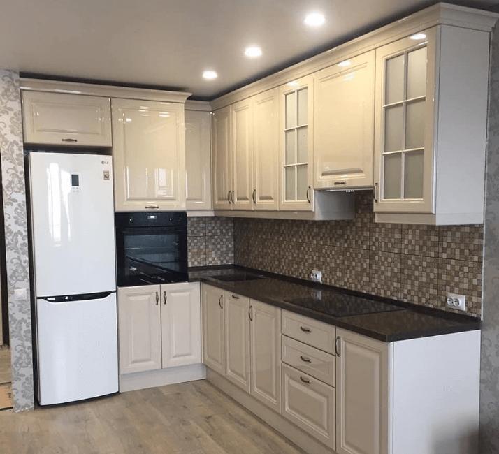 кухни в стиле неоклассика фото дизайнов