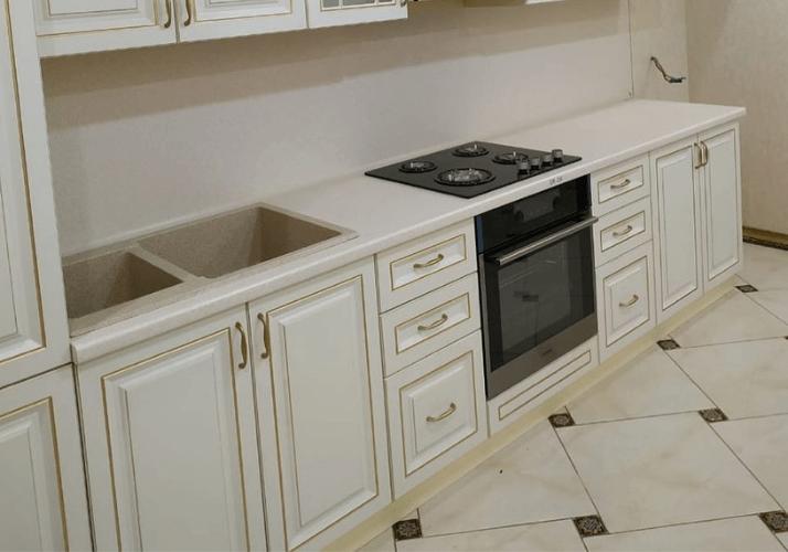 кухни в стиле неоклассика стильные фото дизайн