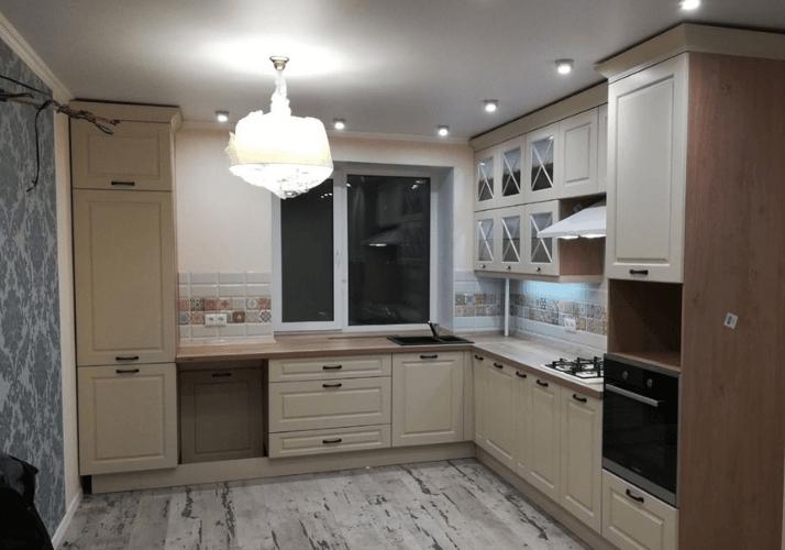 лампа прованс кухня