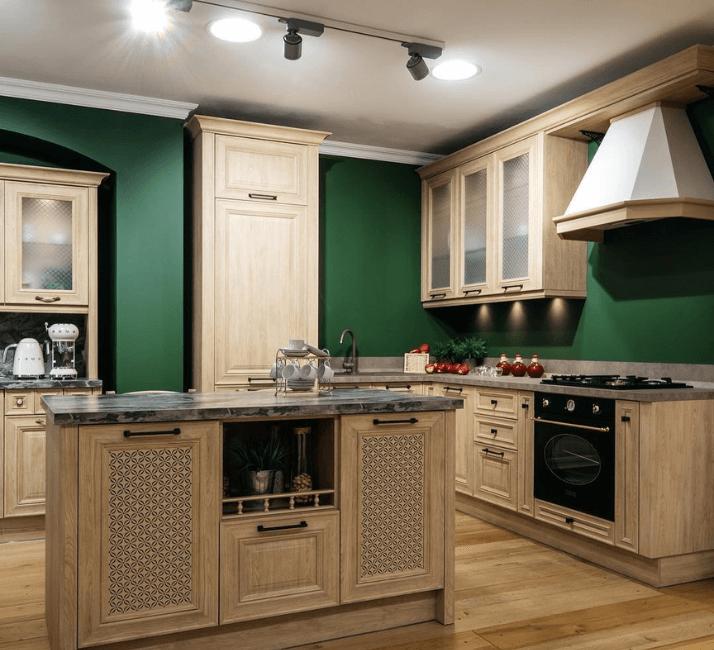 белая кухня прованс фото отзывы