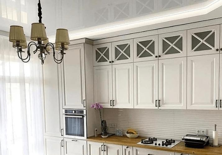 светильники для кухни в стиле неоклассика
