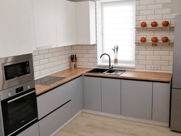 как правильно спланировать кухню угловая