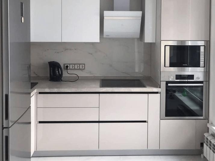 встроенный шкаф проект кухни