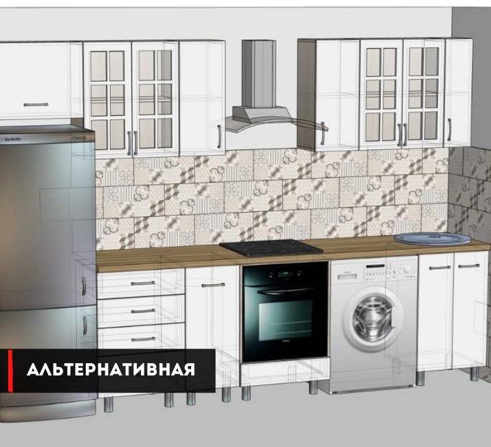 как правильно спланировать кухню фото проекта