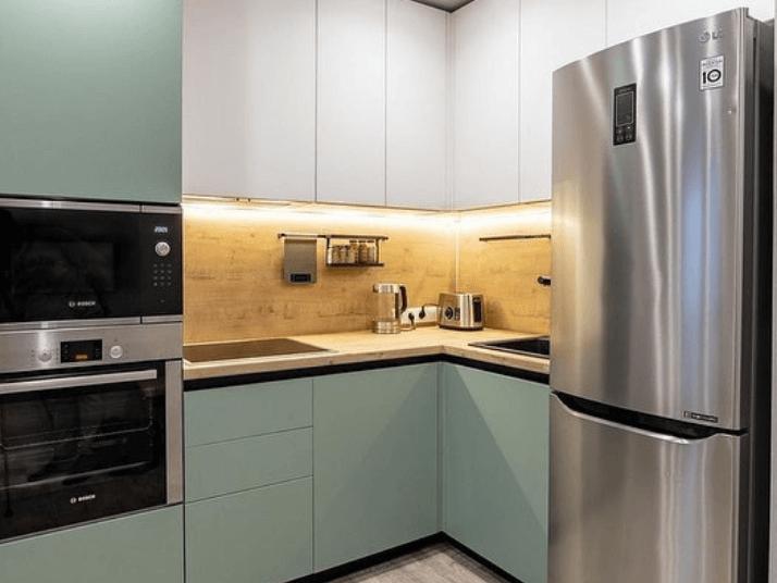 проектирование кухни решения