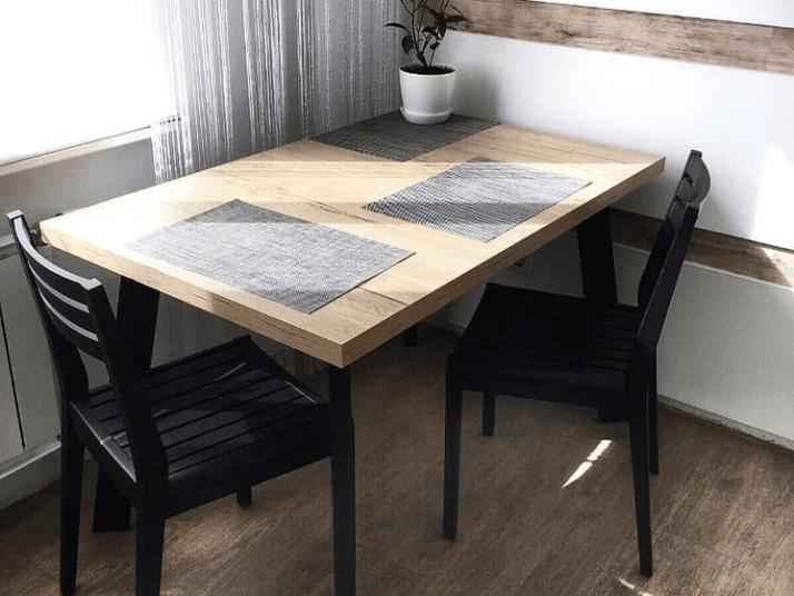 какой стол из массива выбрать для кухни
