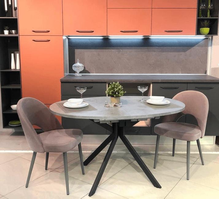 какой стол выбрать для современной кухни