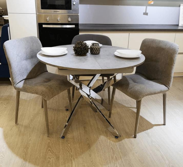 какой стол выбрать для большой кухни