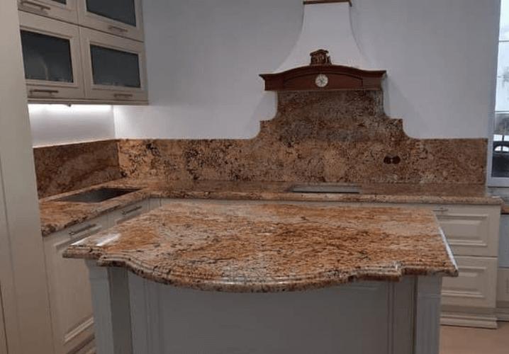 кухонная столешница солярис гранит